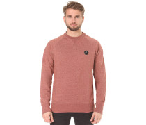 All Day Crew - Sweatshirt - Rot