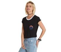 Camp Ringer - T-Shirt - Schwarz