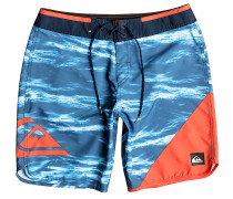 New Wave 19 - Boardshorts für Herren - Blau