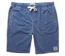 D Bah - Shorts - Blau