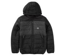 Revert - Jacke für Jungs - Schwarz