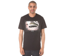 Hapiness - T-Shirt für Herren - Schwarz