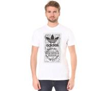 Brick Tongue - T-Shirt für Herren - Weiß