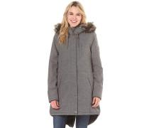 Frontier - Mantel für Damen - Grau