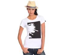 Habit - T-Shirt für Damen - Weiß