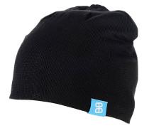 Basic Mütze - Schwarz