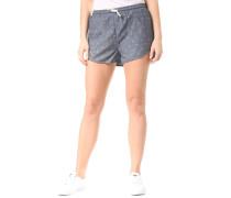 Iris - Shorts für Damen - Blau