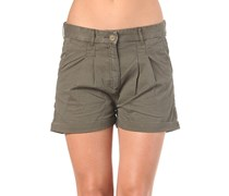 Dana - Chino Shorts für Damen - Grün