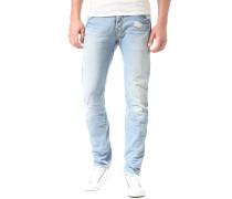 Arc 3D Slim Wisk - Jeans für Herren - Blau