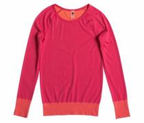 Ohm My Goodness - Langarmshirt für Damen - Pink