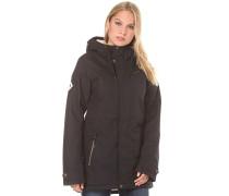 Zupernova - Mantel für Damen - Schwarz
