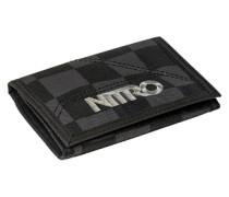 WalletGeldbeutel Schwarz