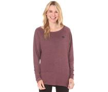 Groupie VI - Langarmshirt für Damen - Rot