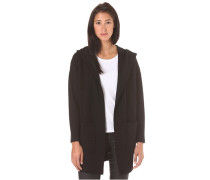Jersey - Sweatjacke für Damen - Schwarz