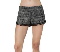 Sunday - Shorts für Damen - Schwarz