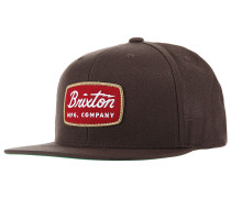 Jolt Snapback Cap - Braun