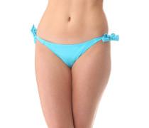 Plain Knot Classic - Bikini Hose für Damen - Blau