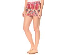 Island Escape - Shorts für Damen - Mehrfarbig