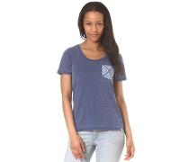 Tera - T-Shirt - Blau