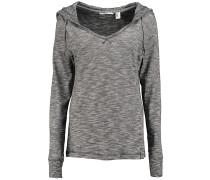 Marly - Langarmshirt für Damen - Grau