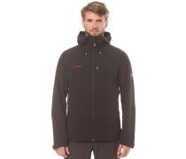 Runbold Trail - Funktionsjacke für Herren - Schwarz