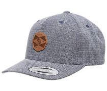 Jagger II Snapback Cap - Blau