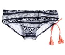 Shorty - Bikini Hose für Damen - Schwarz