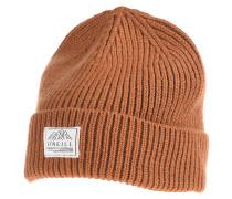 Bouncer Wool Mix - Mütze für Herren - Braun
