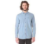 Darkhan - Hemd für Herren - Blau