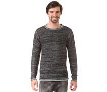 Caden Knit - Strickpullover für Herren - Schwarz