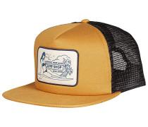 Support - Trucker Cap für Herren - Gelb