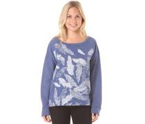 Zoe - Sweatshirt für Damen - Blau