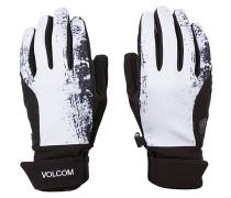 Laver - Snowboard Handschuhe für Damen - Schwarz