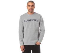 Distance - Sweatshirt - Grau