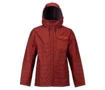 Sylus - Snowboardjacke für Herren - Rot
