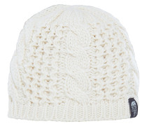 Cable Minna Mütze - Weiß