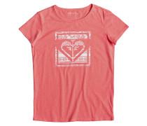 Galaxy Tropical - T-Shirt für Mädchen - Pink