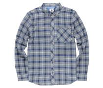 Tampa L/S - Hemd für Herren - Blau