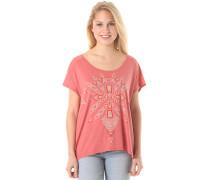 Fashdolbeachtri - T-Shirt für Damen - Pink
