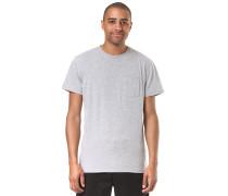Basic Pocket 2 - T-Shirt - Grau