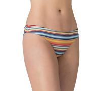 Vintage Stripes - Bikini Hose für Damen - Mehrfarbig