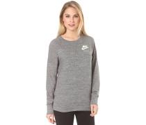 Gym Vintage Crew - Sweatshirt für Damen - Grau