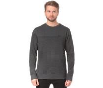 Barr Striped Light - Sweatshirt - Grau