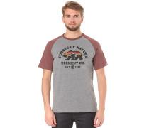 Vista - T-Shirt für Herren - Grau