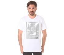 Back - T-Shirt für Herren - Weiß
