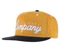 The CompanySnapback Cap Orange