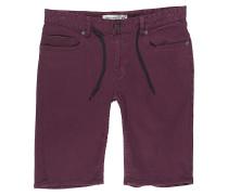 Owen Color - Shorts für Herren - Rot