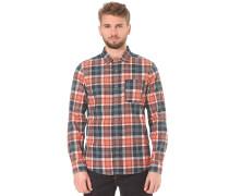 Hayden Flannel - Hemd für Herren - Orange