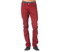 Skin Stretch - Jeans für Herren - Rot
