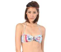 Nalania - Bikini Oberteil für Damen - Blau